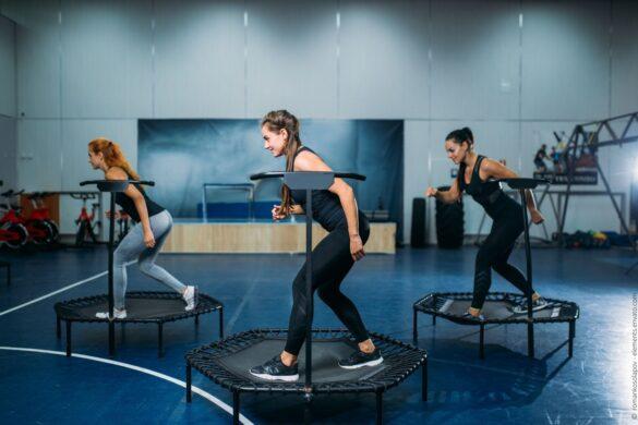Warum die Beleibtheit von Trampolin Fitness nicht nur ein kurzzeitiger Trend ist