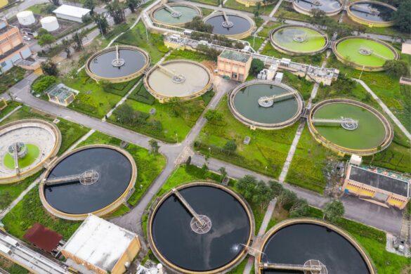 Wie die Abwasserreinigung die Wasserqualität in unseren Flüssen verbessert hat